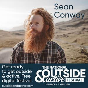 Sean Conway Speaking
