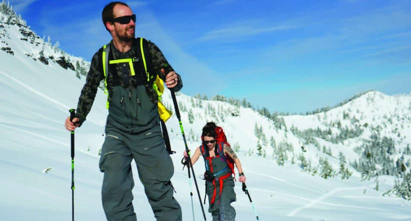 Ski touring for beginners Shannon Mahre