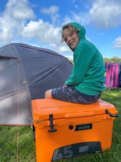 Utoka Camping Cooler Seat