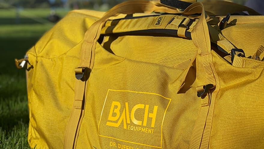 Bach Bags Dr Duffel Bag camping