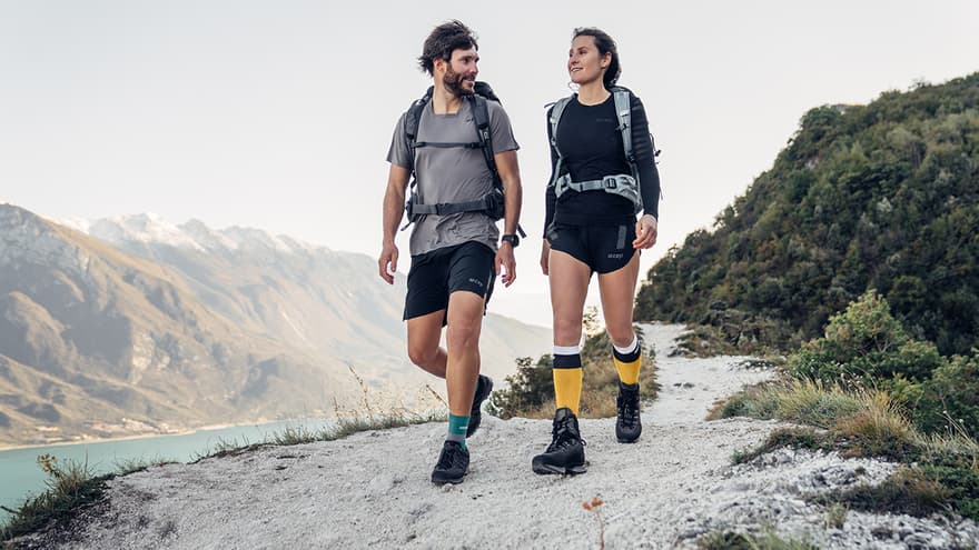 CON Hiking Light Merino Socks DSC2867 web