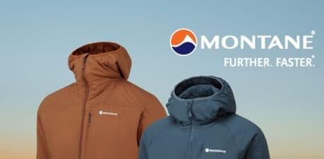 Montane Competition Fireball Jacket