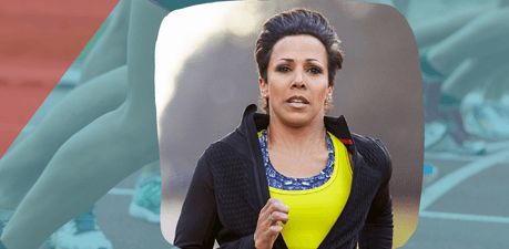 Dame Kelly Holmes National Running Show Xtra