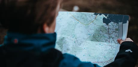 O Utside and active mind over mountains how to understand your walking map