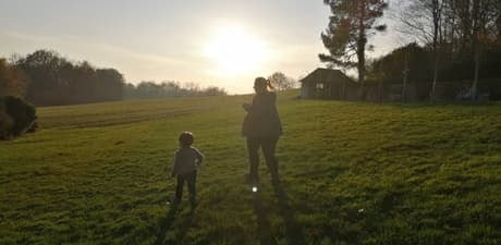 Toddlerwalking