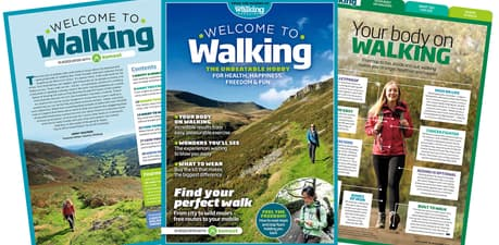 Walcome to walking