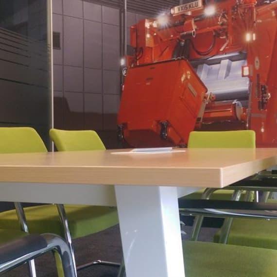 Biffa meeting rooms