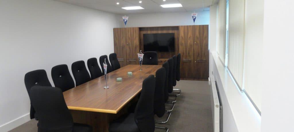 Hellmann meeting room