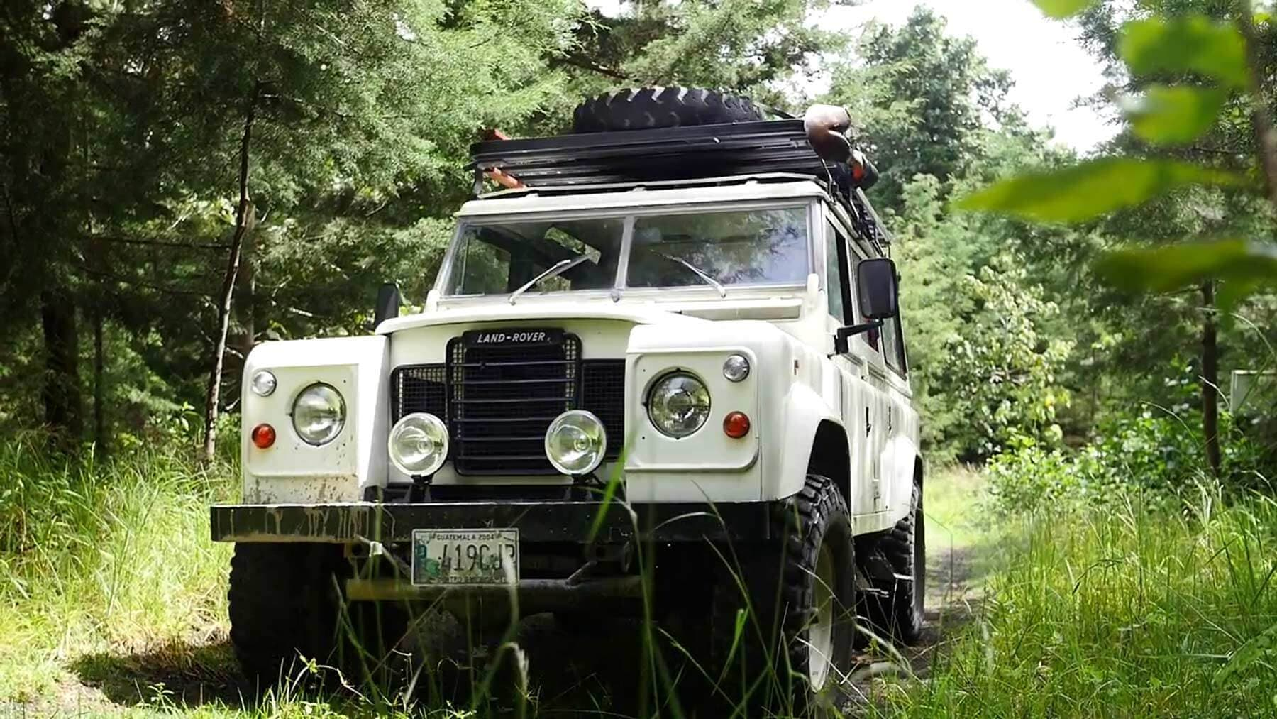Acatenango 4x4 Land Rover4