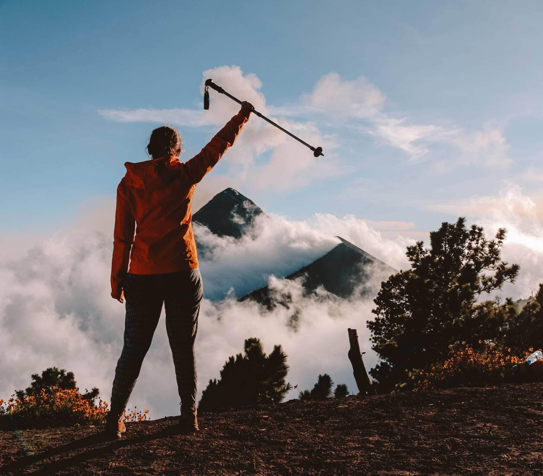 Acatenango Hiker Triumph 2