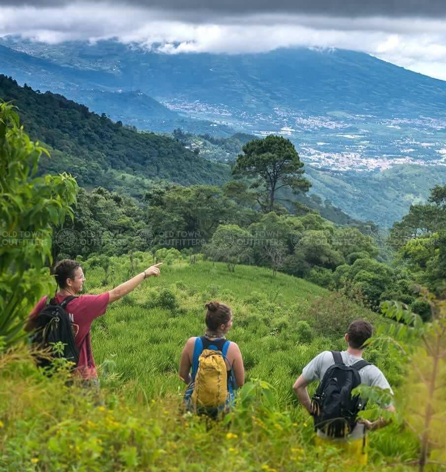 Antigua Day Hike