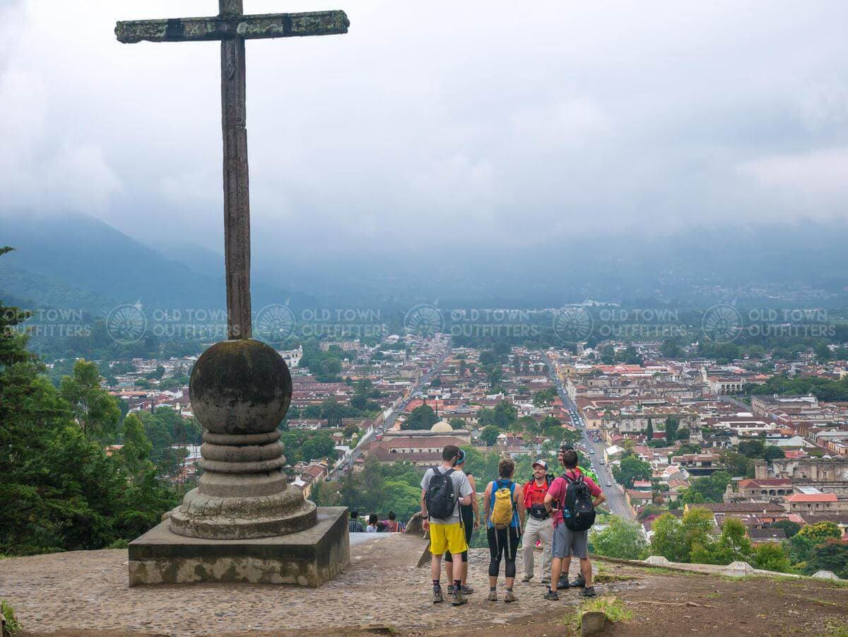 Antigua Hike Cerro de la Cruz
