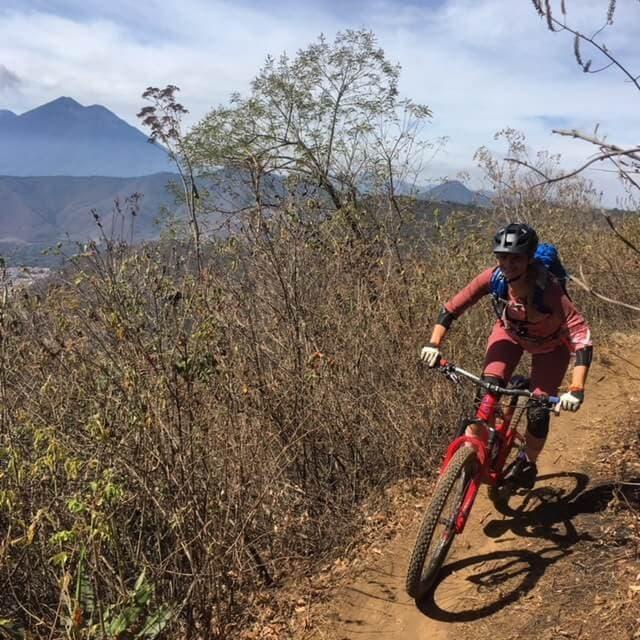 Cielo Grande mountain bike tour