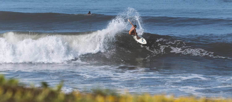 El Paredon Surfing Pacific Coast Beach