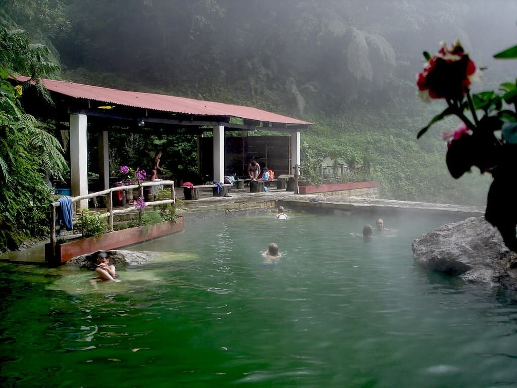 Fuentes Georginas Hot Springs 2
