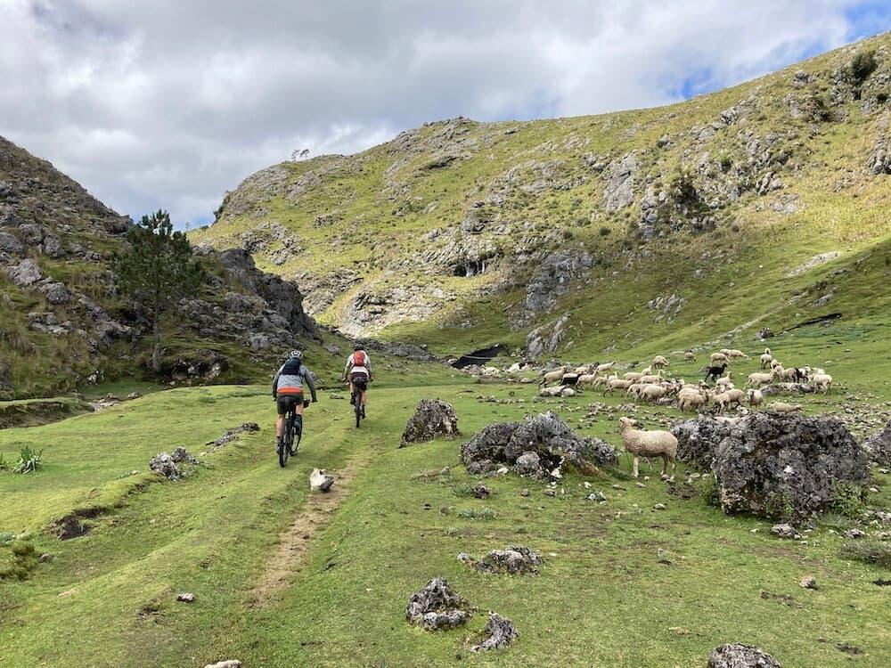 Highlands hut to hut rio seco