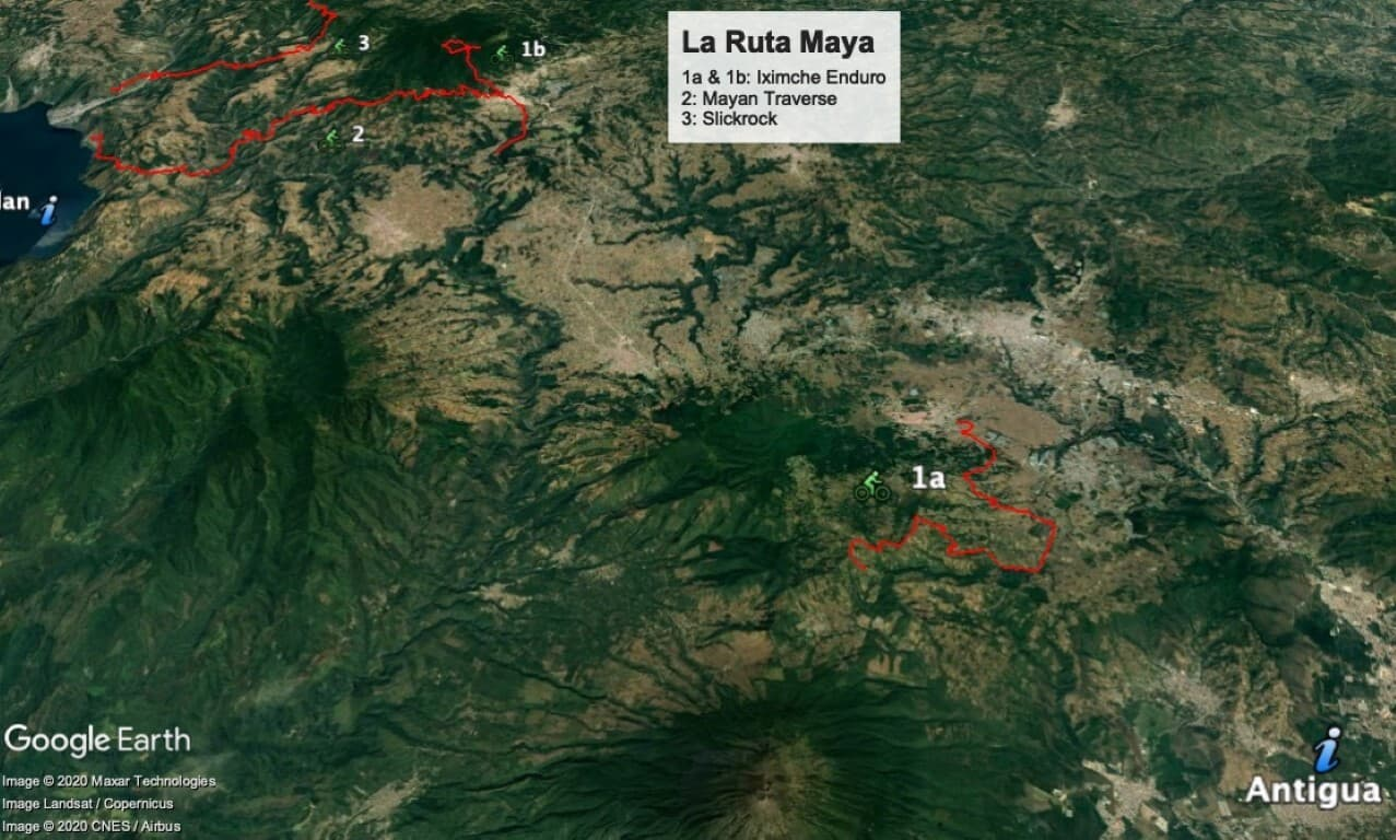 la-ruta-maya-enduro-map