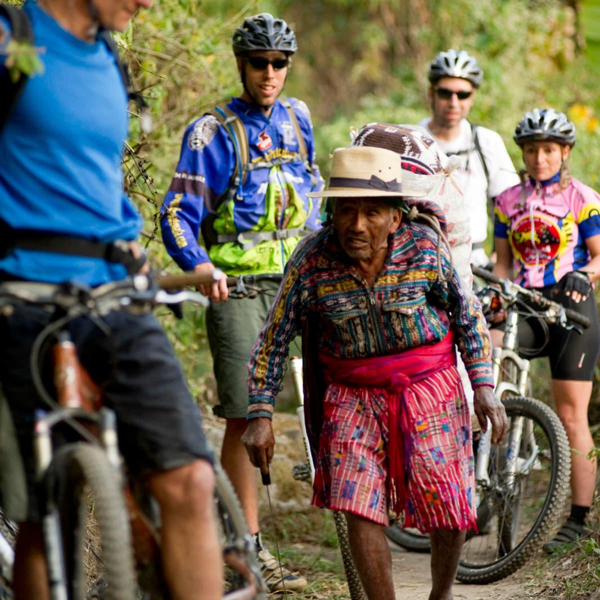MTB Mayan Man Trail