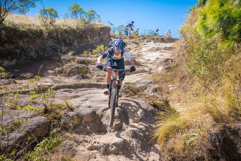 MTB Slickrock Technical Trail