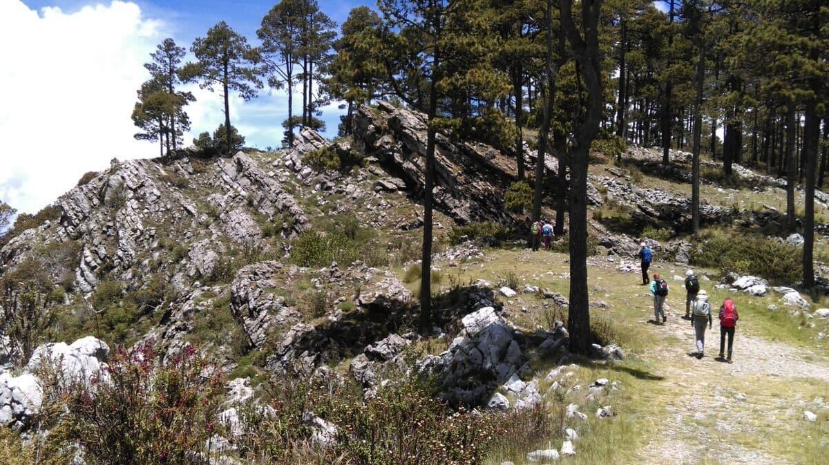 Nebaj Todos Santos Cerro de Cuervos
