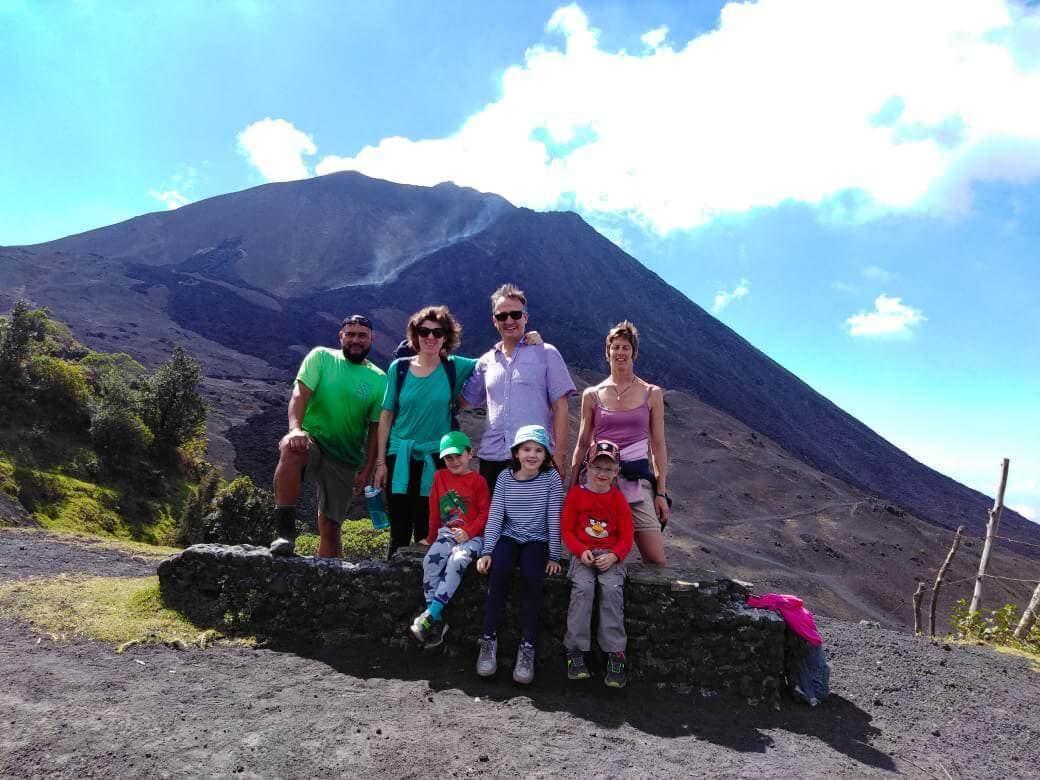 Pacaya Family Tour