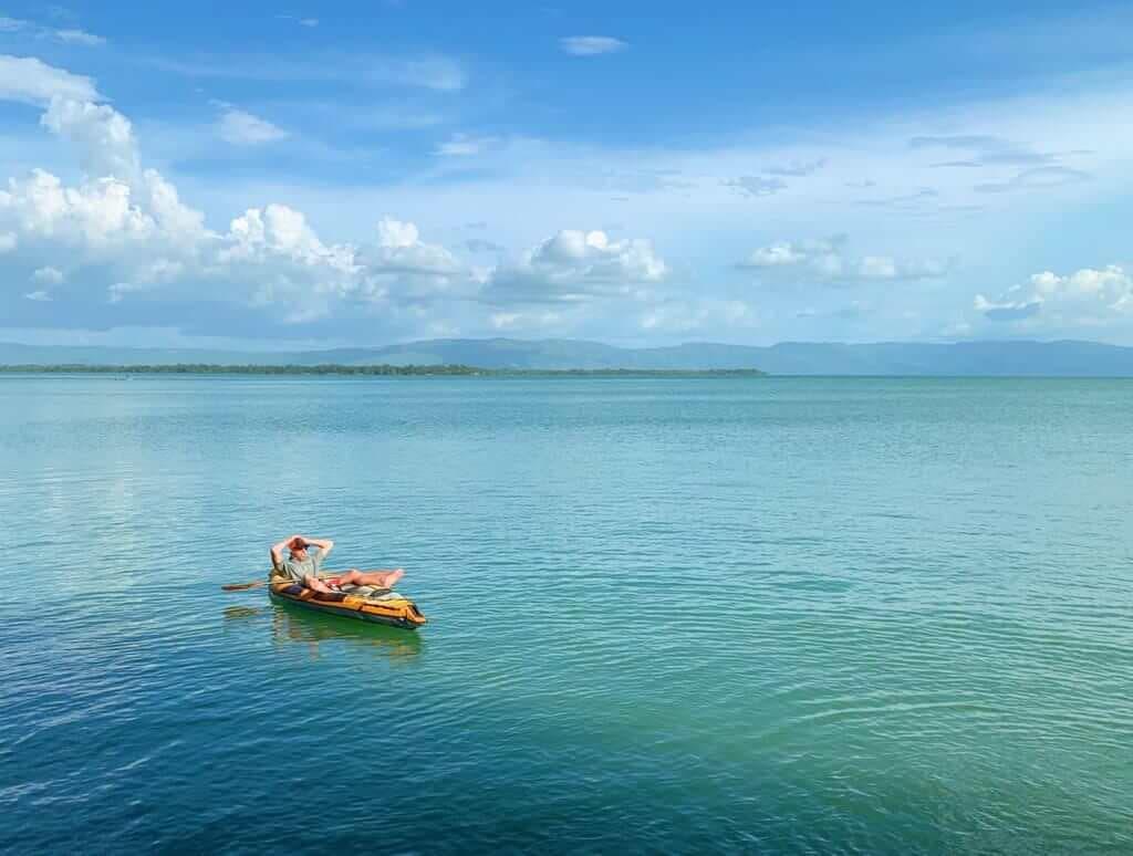 Rio Dulce Kayak 2