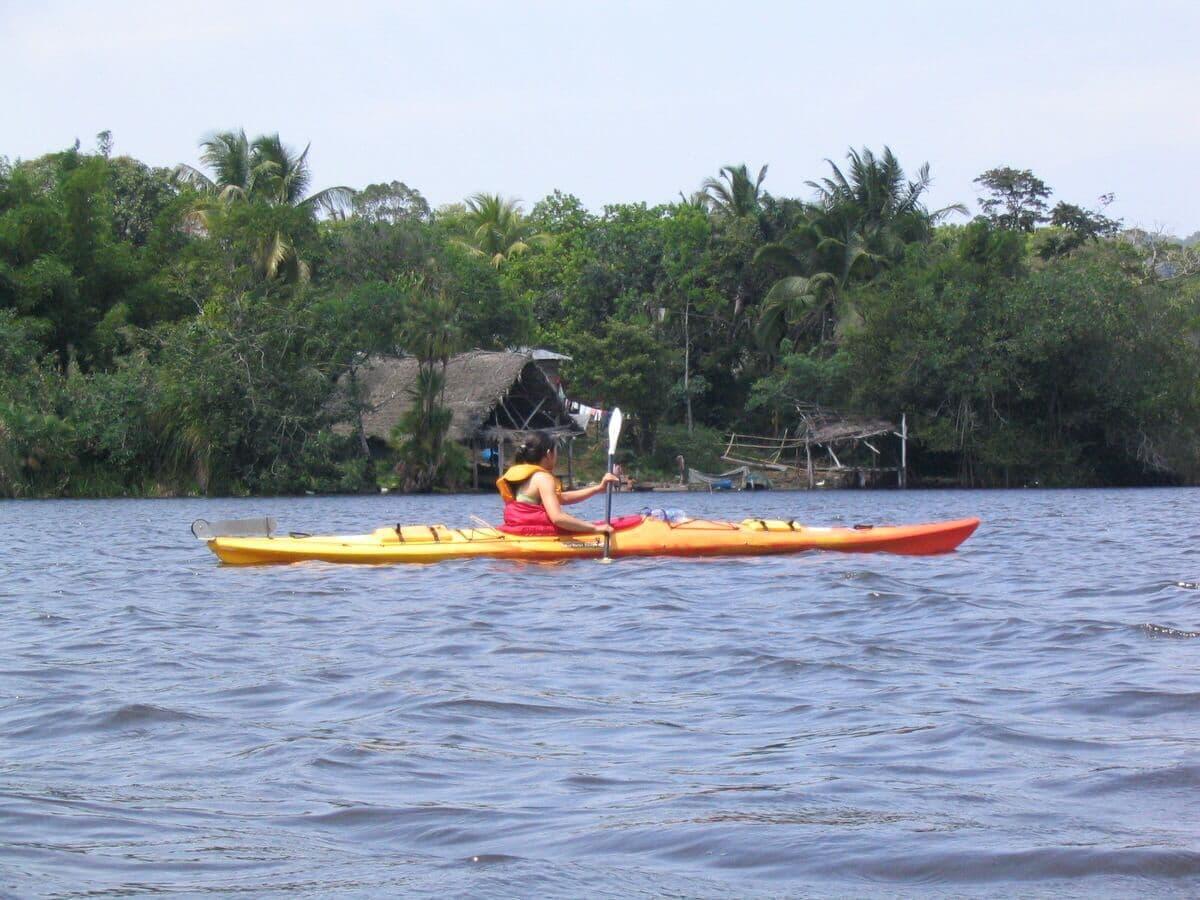 Rio Dulce Kayak 3