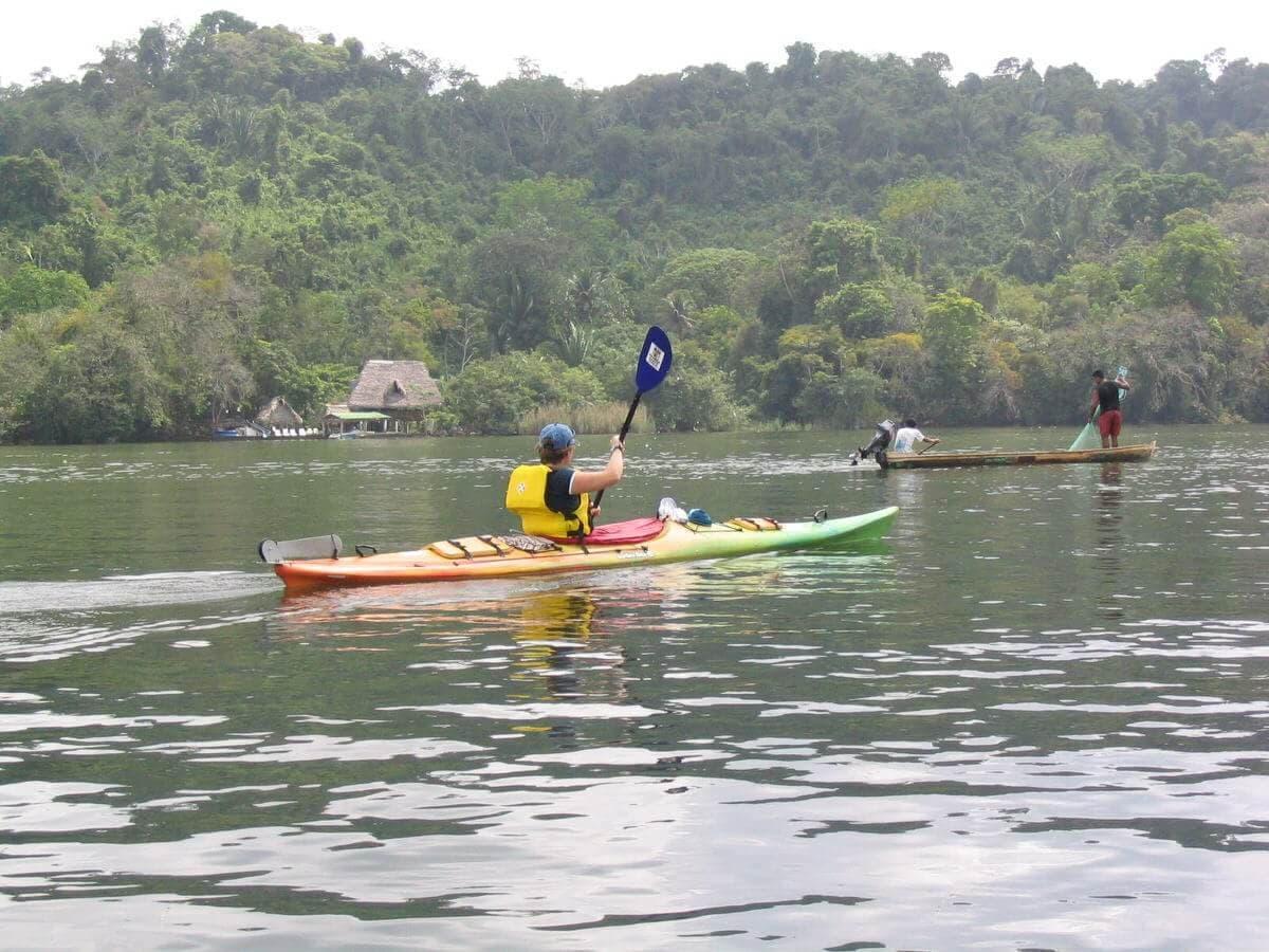 Rio Dulce Kayak 6