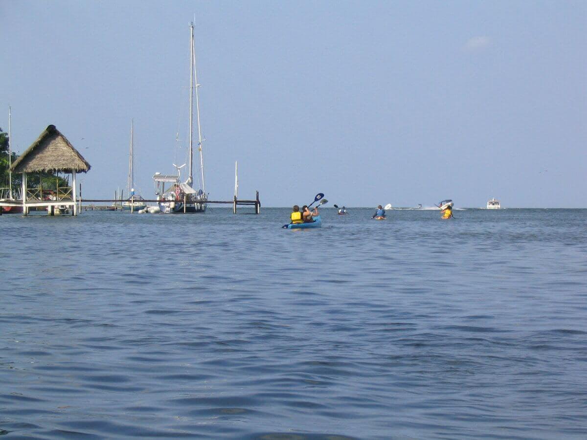 Rio Dulce Kayak 7