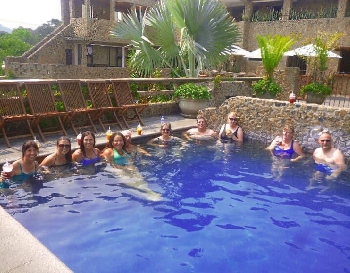 Santa Teresita Spa Thermal Pools