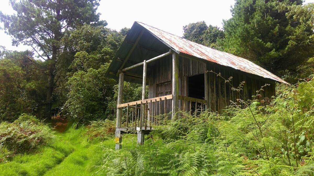Sierra Las Minas Cabin2