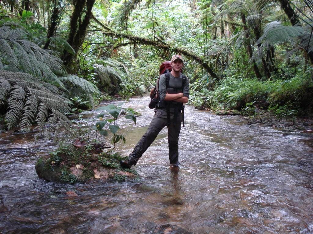 Sierra Las Minas River Medium