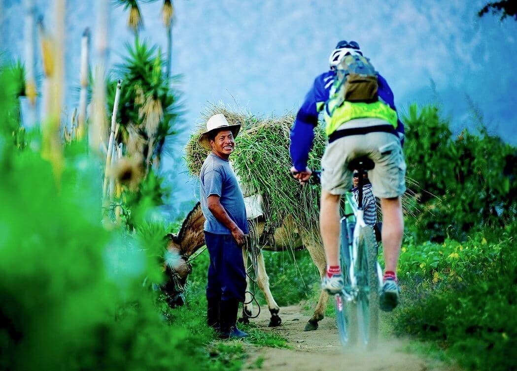 Sip n Cycle Farmer Trail