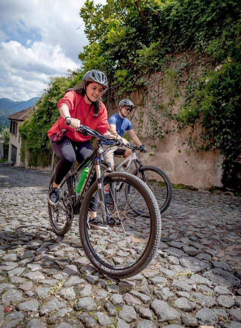 Sip n Cycle Mountain Bike Coffee Tour