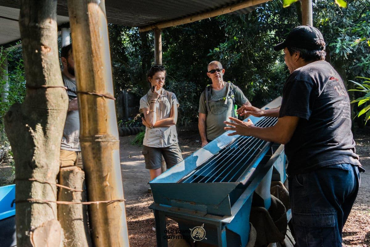 Valley Ride Macadamia Farm Tour