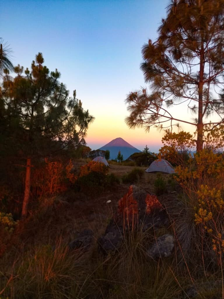 WMHT Sunset Campsite