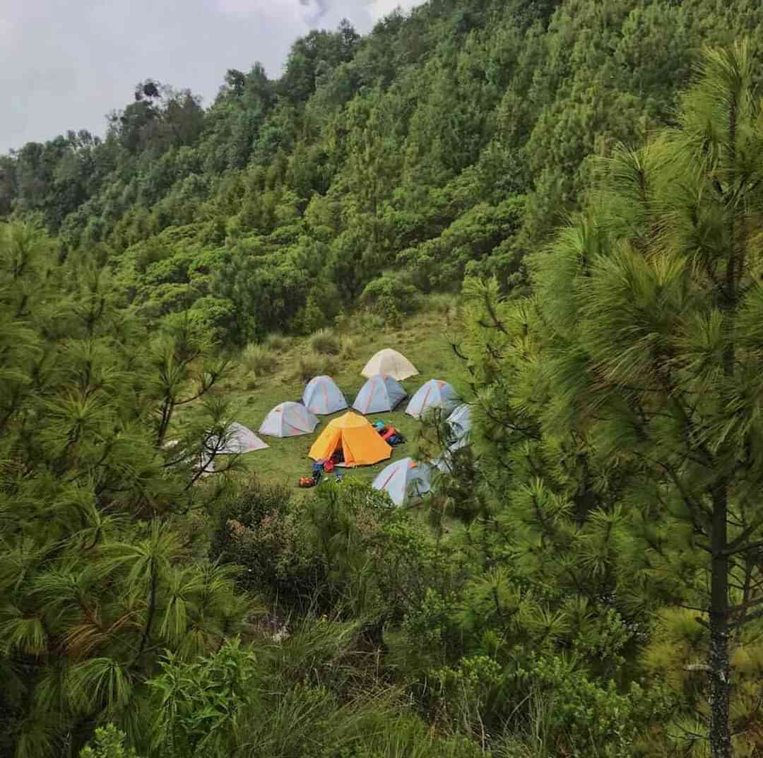 WMHT Zunil Campsite