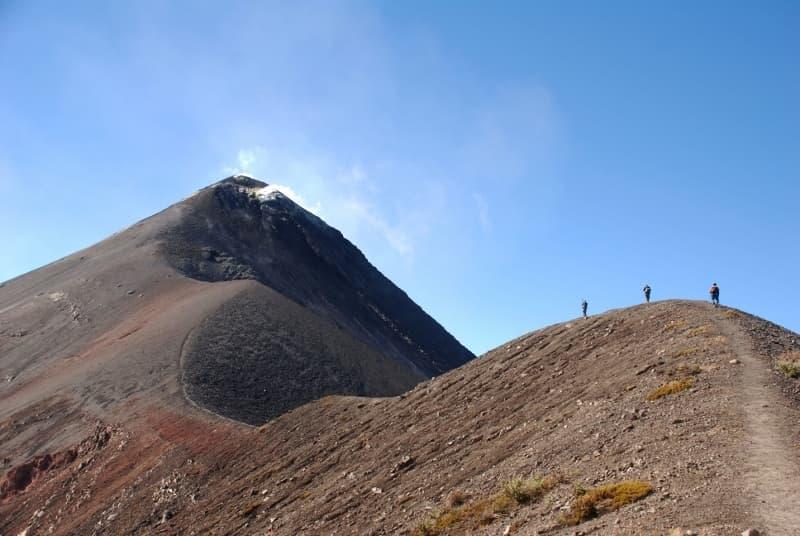 Fuego ridge trek