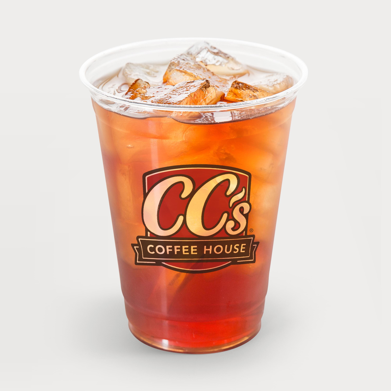 A cup of CC's iced tea