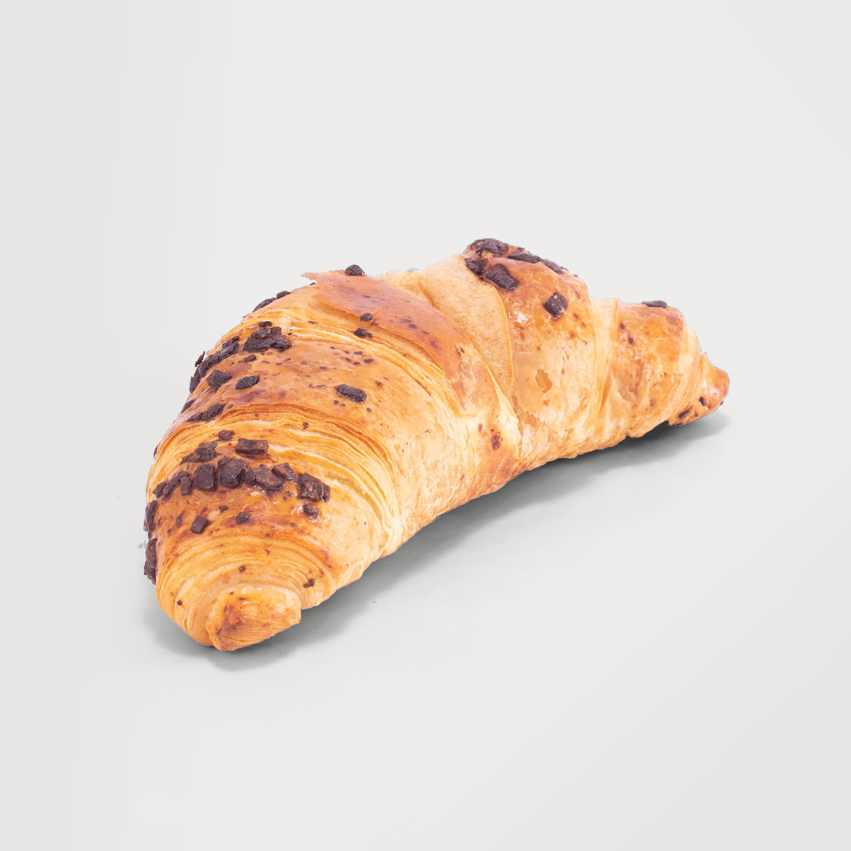 Pastry croissant choc hazelnut thumb