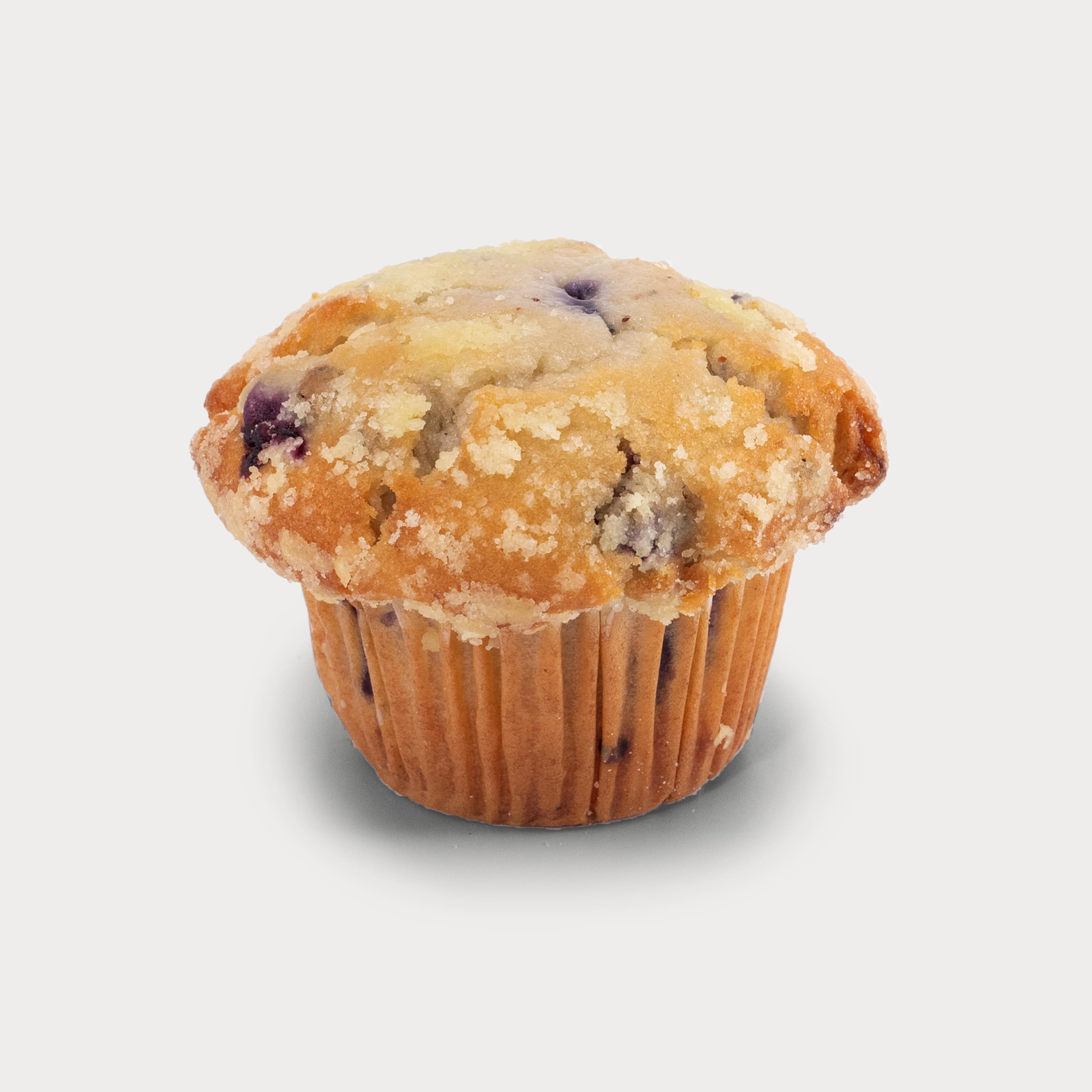 Pastry muffin blueberry thumb