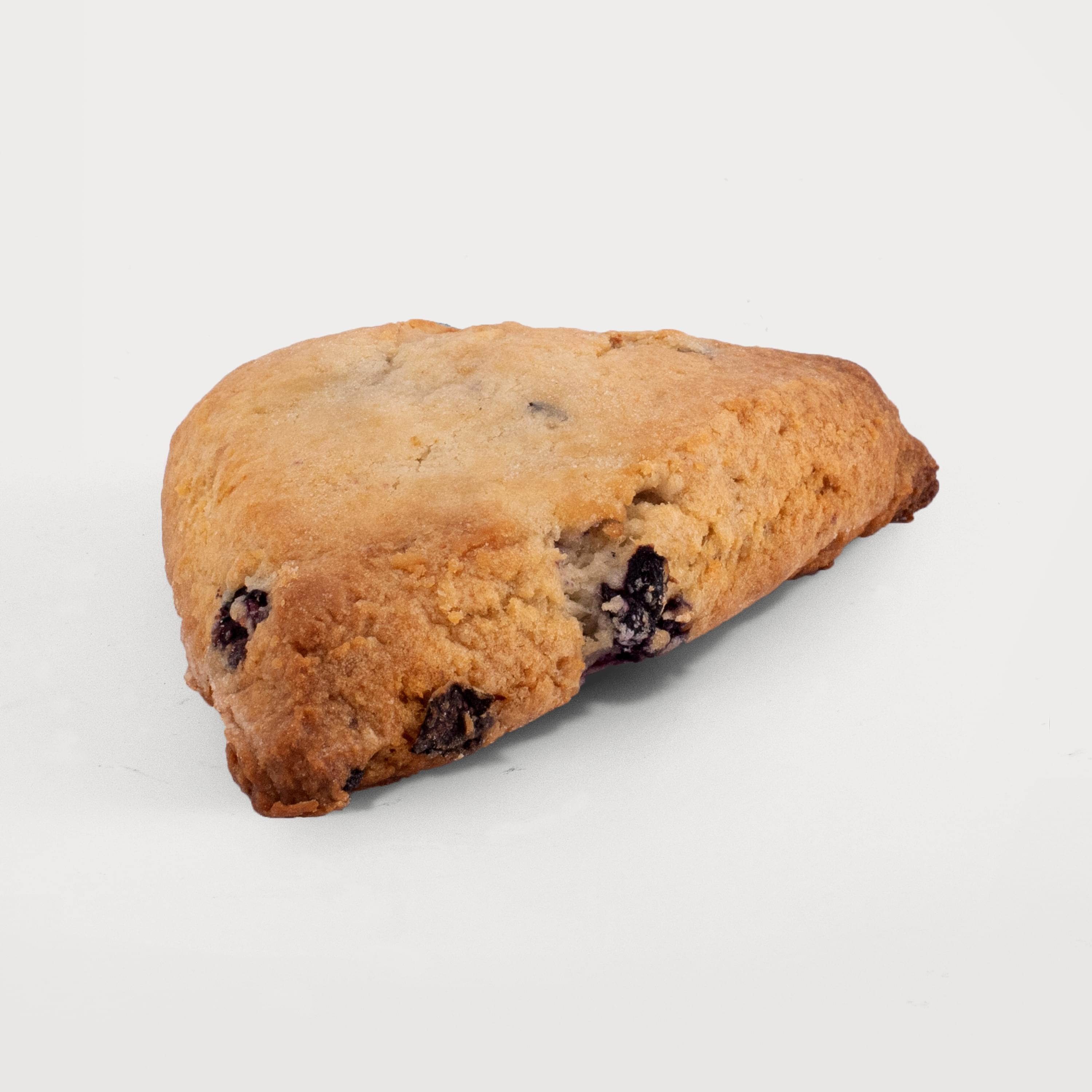 Pastry scone blueberry thumb