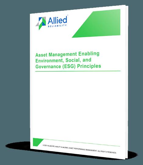 Asset Management (AM) Enabling Environment, Social, and Governance (ESG) Principles