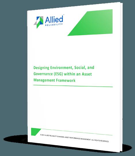Designing Environment, Social, and Governance (ESG) within an Asset Management Framework