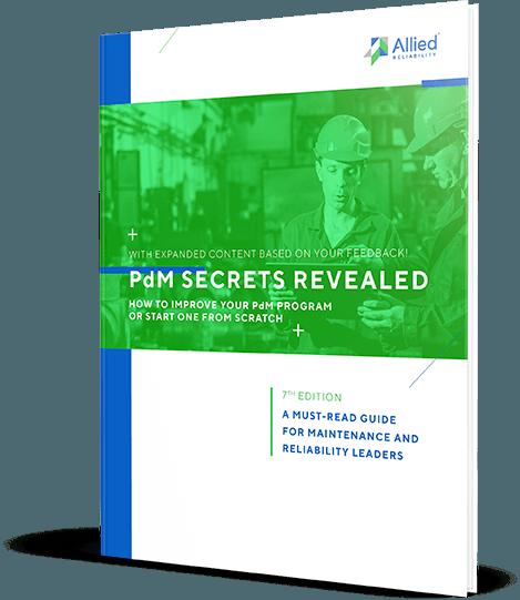 eBook: PdM Secrets Revealed
