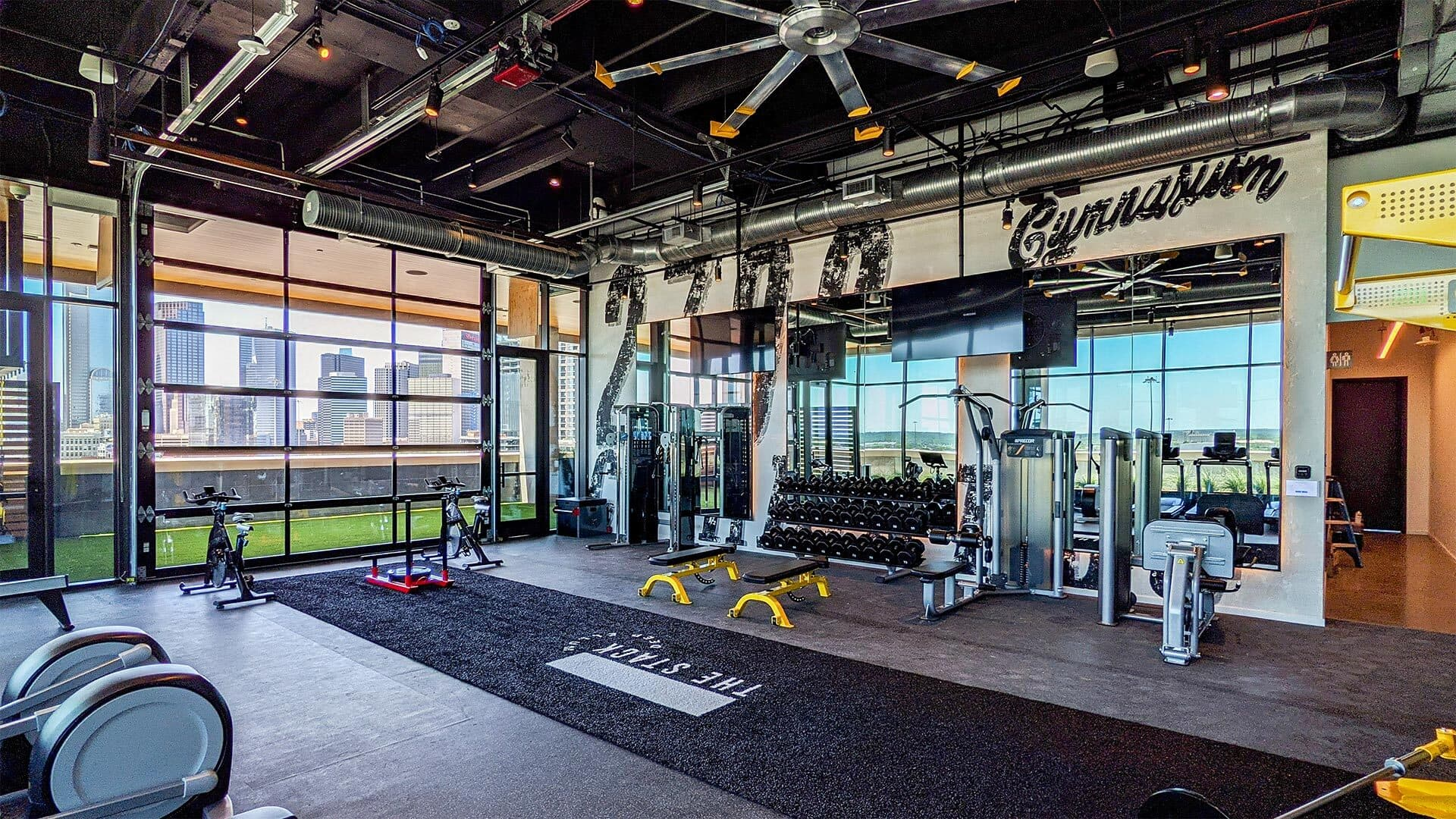 The Stack Fitness Center