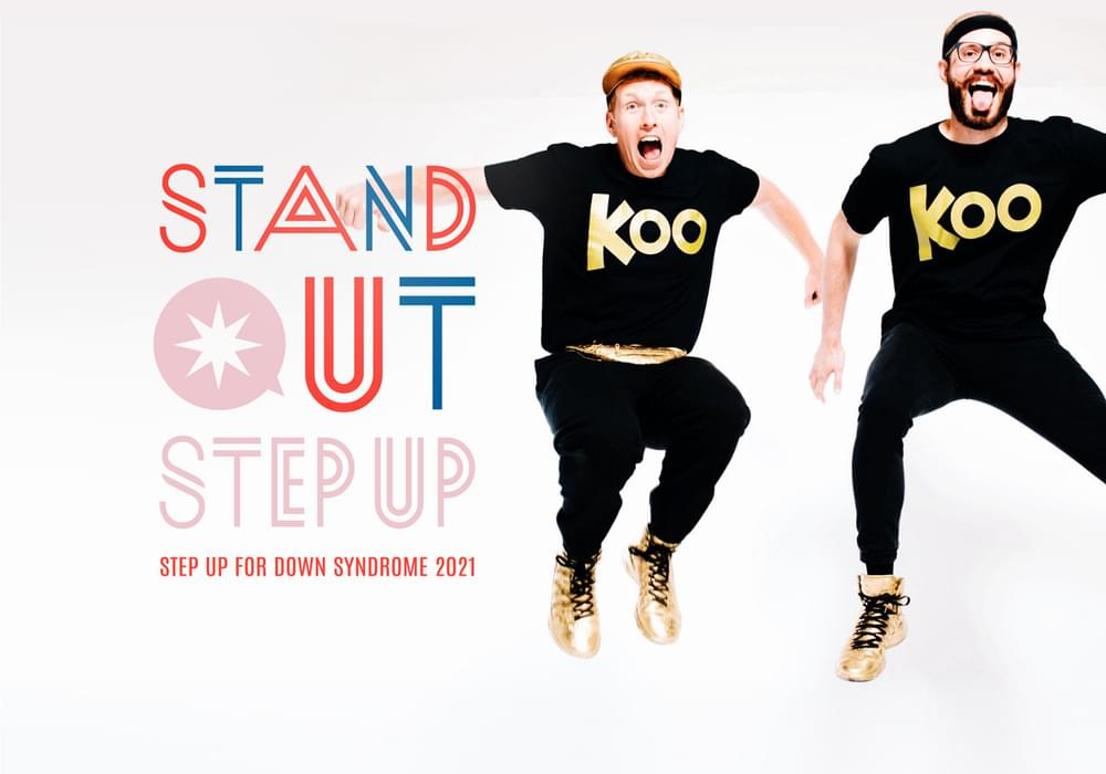 DSAMN Step UP Koo Koo Kangaroo