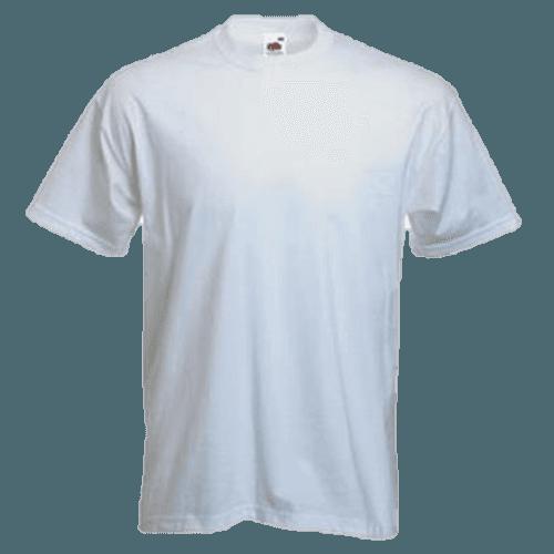 White PE T-Shirt (Girls)