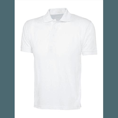 White Polo Shirt (Girls)