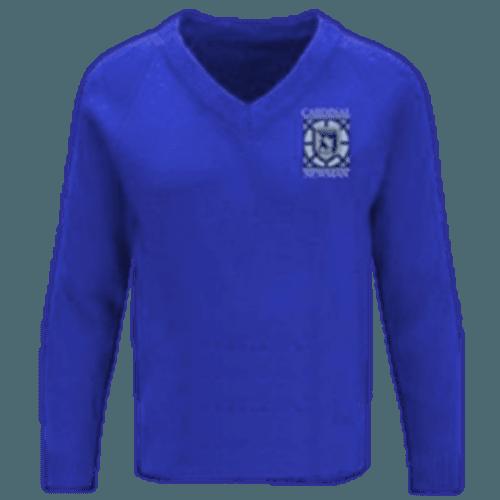Royal Blue Jumper